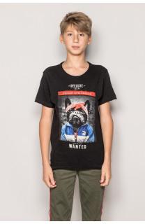 T-shirt T-shirt BANDIDO Boy S19190B (42599) - DEELUXE-SHOP
