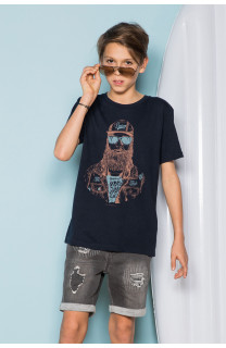 T-shirt T-shirt TELLON Boy S19143B (42606) - DEELUXE-SHOP