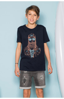 T-shirt T-shirt TELLON Boy S19143B (42608) - DEELUXE-SHOP