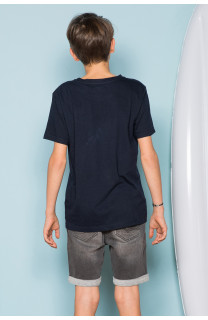 T-shirt T-shirt TELLON Boy S19143B (42609) - DEELUXE-SHOP