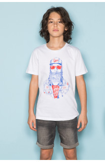 T-shirt T-shirt TELLON Boy S19143B (42613) - DEELUXE-SHOP
