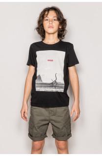 T-shirt BRACHI Boy S19137B (42616) - DEELUXE-SHOP