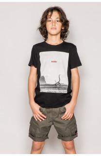 T-shirt BRACHI Boy S19137B (42619) - DEELUXE-SHOP