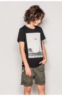 T-shirt BRACHI Boy S19137B (42620) - DEELUXE-SHOP