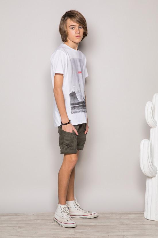 T-shirt BRACHI Boy S19137B (42621) - DEELUXE-SHOP
