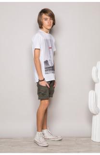 T-shirt BRACHI Boy S19137B (42622) - DEELUXE-SHOP