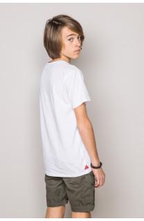 T-shirt BRACHI Boy S19137B (42624) - DEELUXE-SHOP
