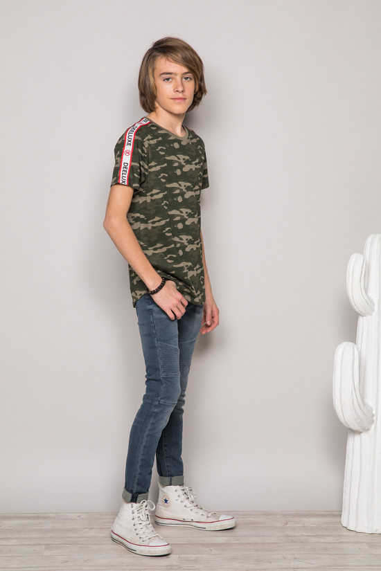 T-shirt T-shirt BANDO Boy S19153B (42636) - DEELUXE-SHOP