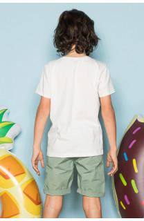 T-shirt T-shirt ROCKY Boy S19162B (42641) - DEELUXE-SHOP