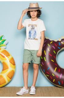 T-shirt T-shirt ROCKY Boy S19162B (42644) - DEELUXE-SHOP