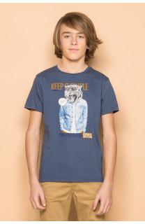 T-shirt T-shirt ROCKY Boy S19162B (42645) - DEELUXE-SHOP