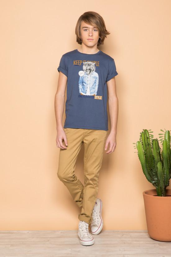 T-shirt T-shirt ROCKY Boy S19162B (42643) - DEELUXE-SHOP