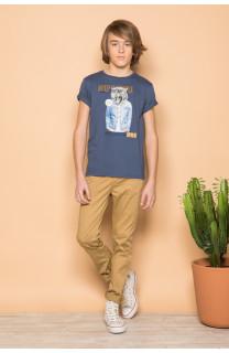 T-shirt T-shirt ROCKY Boy S19162B (42646) - DEELUXE-SHOP