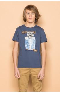 T-shirt T-shirt ROCKY Boy S19162B (42647) - DEELUXE-SHOP