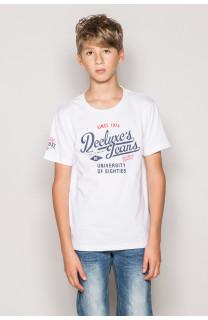 T-shirt T-shirt EIGHTIES Boy S19170B (42650) - DEELUXE-SHOP