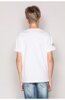 T-shirt T-shirt EIGHTIES Boy S19170B (42651) - DEELUXE-SHOP