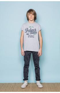 T-shirt T-shirt EIGHTIES Boy S19170B (42655) - DEELUXE-SHOP