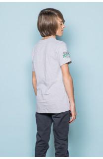 T-shirt T-shirt EIGHTIES Boy S19170B (42657) - DEELUXE-SHOP