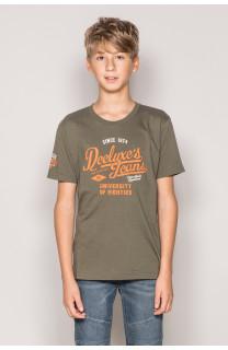 T-shirt T-shirt EIGHTIES Boy S19170B (42659) - DEELUXE-SHOP