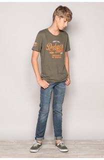 T-shirt T-shirt EIGHTIES Boy S19170B (42660) - DEELUXE-SHOP