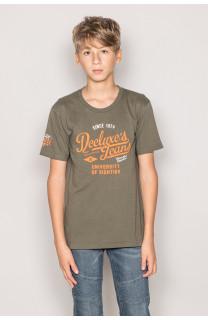 T-shirt T-shirt EIGHTIES Boy S19170B (42661) - DEELUXE-SHOP