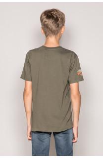 T-shirt T-shirt EIGHTIES Boy S19170B (42662) - DEELUXE-SHOP