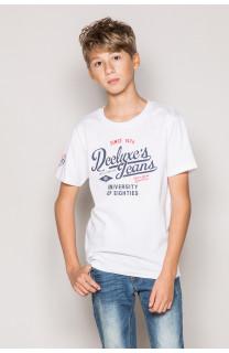 T-shirt T-shirt EIGHTIES Boy S19170B (42664) - DEELUXE-SHOP
