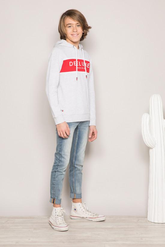 Sweatshirt Sweatshirt FIVE Boy S19507B (42484) - DEELUXE-SHOP