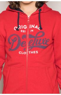 Sweatshirt VAREK Boy S19526B (42752) - DEELUXE-SHOP