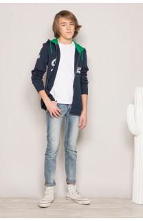 Sweatshirt VAREK Boy S19526B (42754) - DEELUXE-SHOP