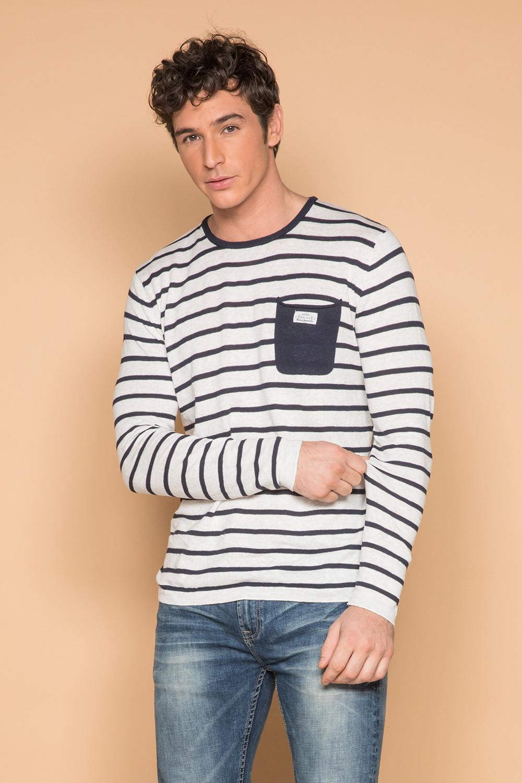 Sweater Sweater MARCO Man S19319 (42855) - DEELUXE-SHOP