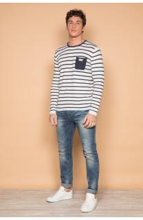 Sweater Sweater MARCO Man S19319 (42857) - DEELUXE-SHOP