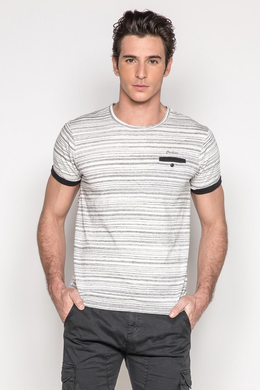 T-shirt MAZE Man S19127 (42860) - DEELUXE-SHOP