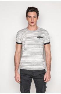 T-shirt MAZE Man S19127 (42862) - DEELUXE-SHOP