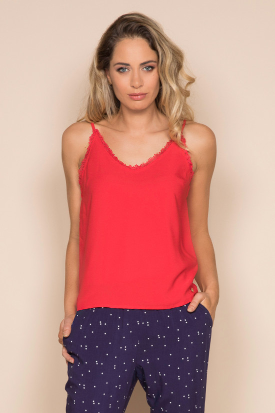 Tank Top Tank Top EDNA Woman S19165W (42931) - DEELUXE-SHOP