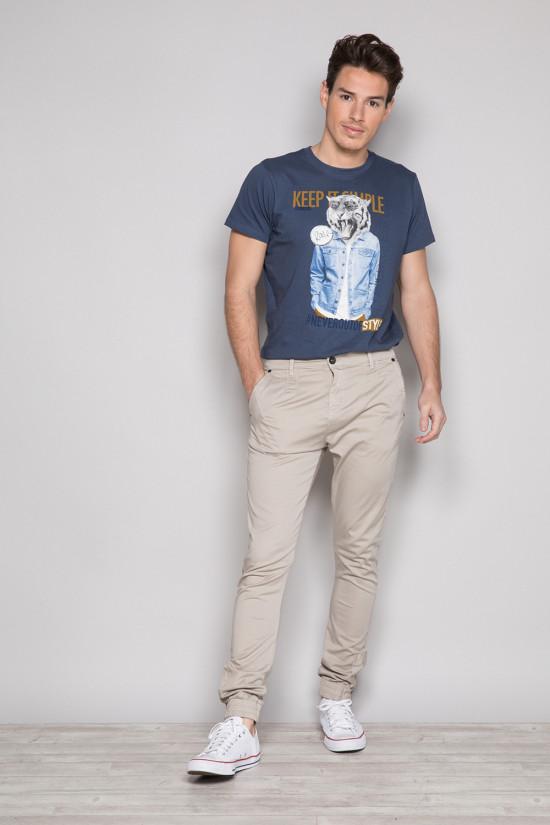 Pant GARDENIA Man S197018 (42939) - DEELUXE-SHOP
