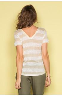 T-shirt ADELE Woman S19107W (42941) - DEELUXE-SHOP