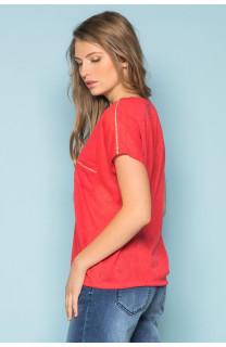 T-shirt T-shirt SANTI Woman S19113W (42945) - DEELUXE-SHOP