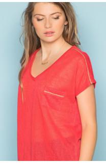 T-shirt T-shirt SANTI Woman S19113W (42946) - DEELUXE-SHOP