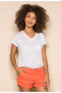 T-shirt T-shirt SANTI Woman S19113W (42947) - DEELUXE-SHOP