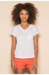 T-shirt T-shirt SANTI Woman S19113W (42949) - DEELUXE-SHOP