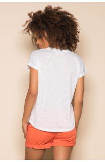 T-shirt T-shirt SANTI Woman S19113W (42950) - DEELUXE-SHOP