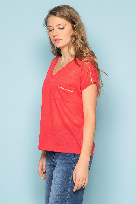 T-shirt T-shirt SANTI Woman S19113W (42952) - DEELUXE-SHOP