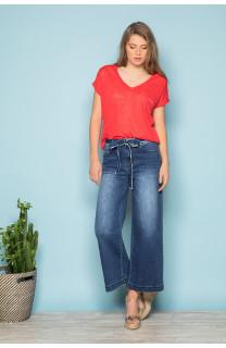 T-shirt T-shirt SANTI Woman S19113W (42953) - DEELUXE-SHOP