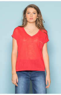 T-shirt T-shirt SANTI Woman S19113W (42954) - DEELUXE-SHOP