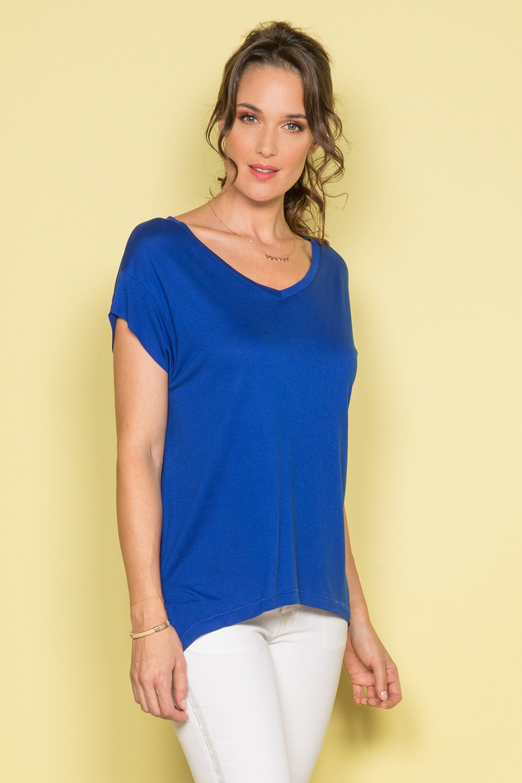 T-shirt T-SHIRT SWEET Woman S19131W (42963) - DEELUXE-SHOP