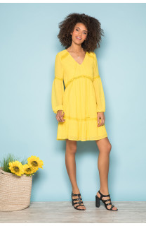 Dress CYCLADES Woman S19207W (42983) - DEELUXE-SHOP