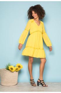 Dress CYCLADES Woman S19207W (42984) - DEELUXE-SHOP