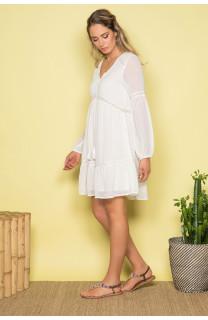 Dress CYCLADES Woman S19207W (42988) - DEELUXE-SHOP
