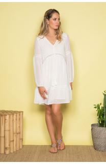 Dress CYCLADES Woman S19207W (42989) - DEELUXE-SHOP